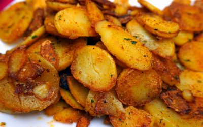 Cypriot potatoes